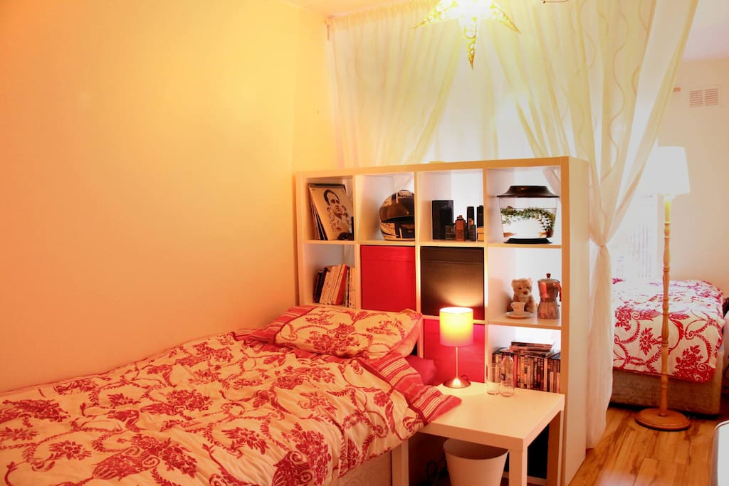 Shared bedroom in dublin city centre chambres d 39 h tes for Chambre hote dublin