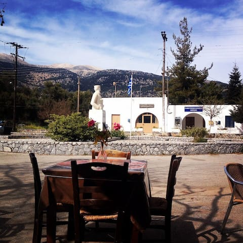 Platanos Anopoli Sfakia Mountain View double room - Nerokouros - Other