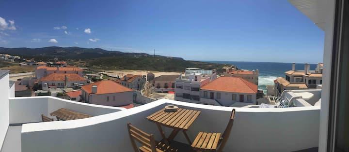 NEW Fantastic See View Apt Praia Maças - Sintra