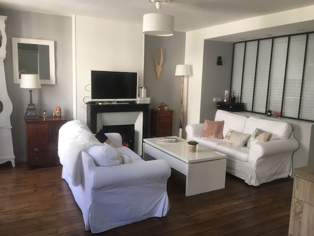 perfectly located, quite and cosy - Vincennes - Departamento