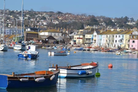 Stunning family home from home - Teignmouth - House