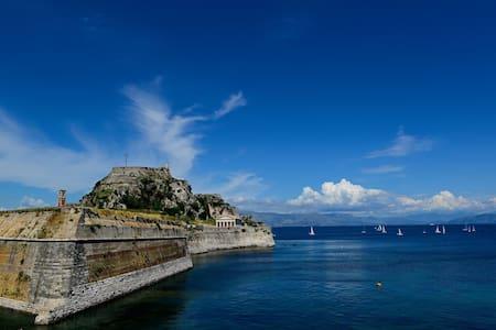 Apt for 2 near to Corfu historic center - Kerkira - อพาร์ทเมนท์