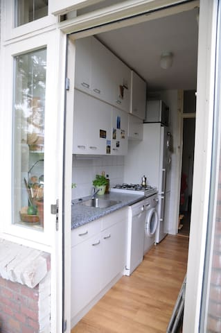 Light and lovely apartment close to the centre