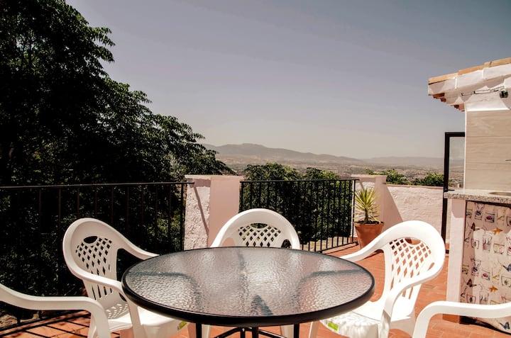 Casa en el barrio mas histórico de Granada