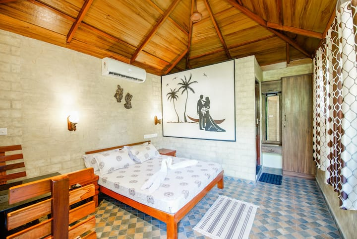 Honeymoon Special room in a beautiful Homestay