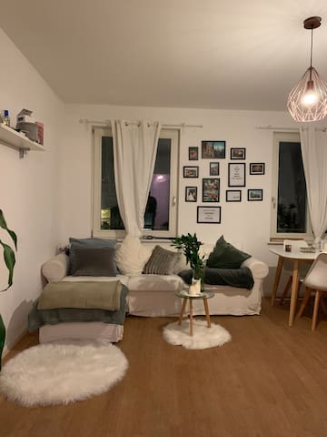 Cozy apartment in Hamburg's most demanded area