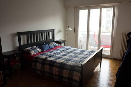 Quiet apartment close to Baselworld - Basel
