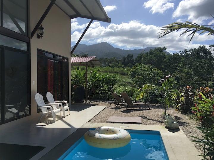 Volcano Villa
