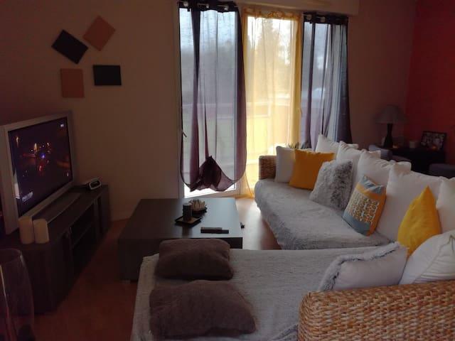 Accueillant T3 - Irodouër - Appartement