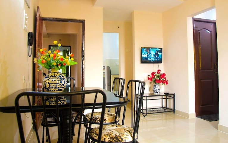 HOLIDAY HOMES GOA (1 BHK) - South Goa - Apartment