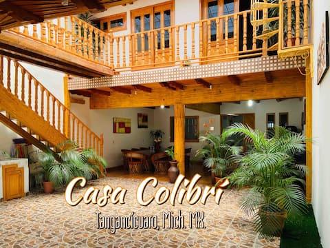 •Casa Colibrí• Amplia casa en Tangancícuaro, Mich.