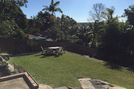 Charming little 2 bed apartment near Manly - Fairlight