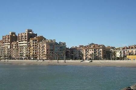 Apartamento duplex , dos alturas, junto al mar - Alboraya - Condomínio
