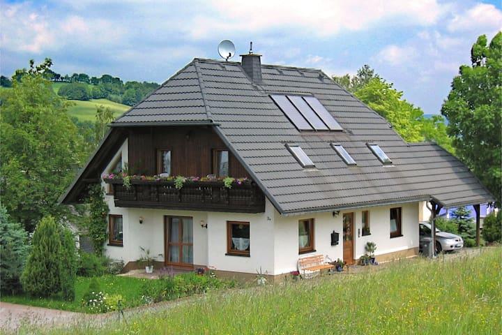 Beautiful Apartment in Pöhla Saxony near Ski Area