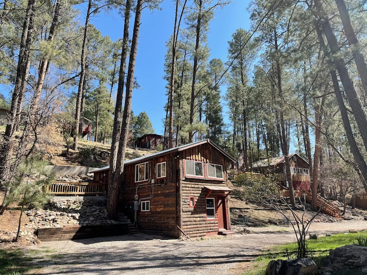 Hootie's Cabin in the Pines.