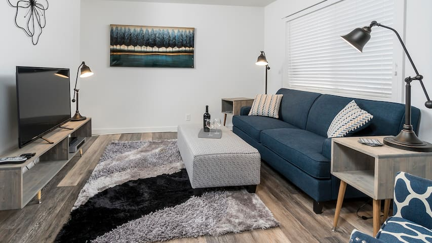 Newly Remodeled, Eastside 2BR Apartment #SPA5