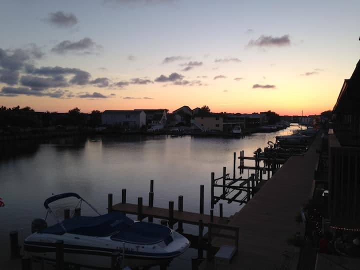 Clean and Sanitized 3 BR Condo Close to the beach!
