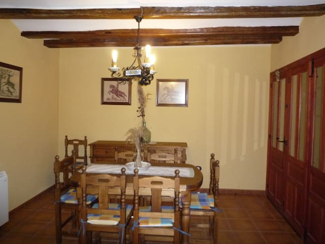 Casa Rural l'Hospital - Vistabella del Maestrat