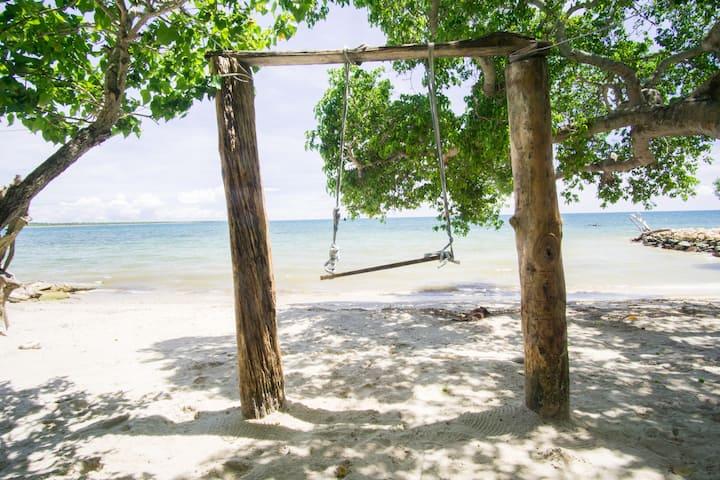 Sambacaramba Habitación Familiar Cabaña Frente Mar