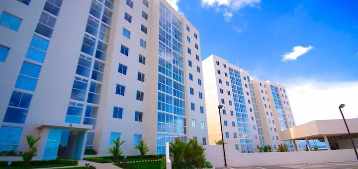 Apartamento en condominio Altavista Heredia. CR.