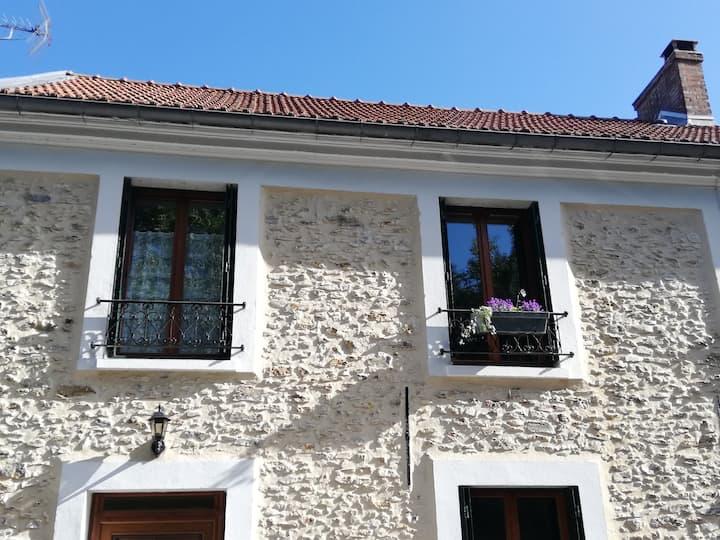 Appartement calme et indépendant Vallée Chevreuse