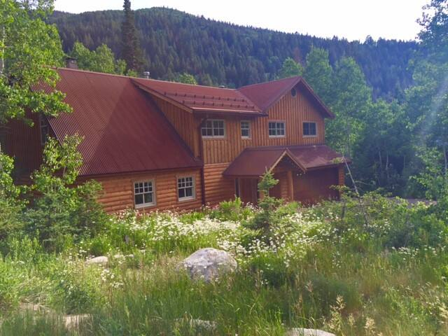 Flexible Mountain home by Solitude - Cottonwood - Cabin