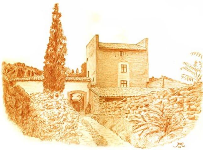 Torreón Medival. - Valderrobres - Castle