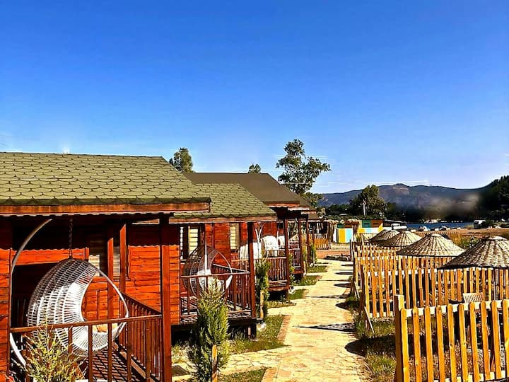 Double Bungalow - Slow West Glamping