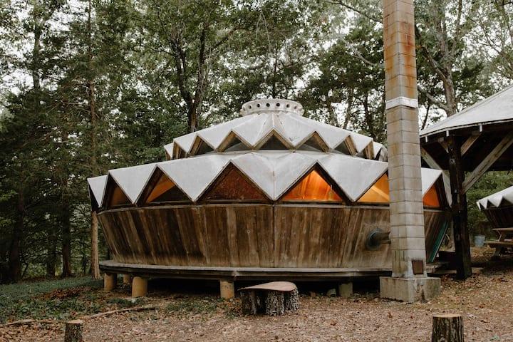 Forest Garden Yurts