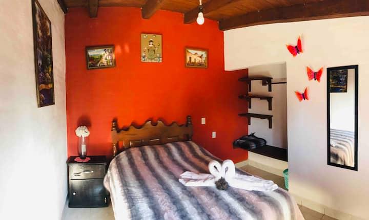 Habitación cómoda y privada, centro Mazamitla #2