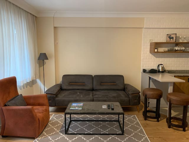 Brand New Cozy Flat at Taksim Square Central