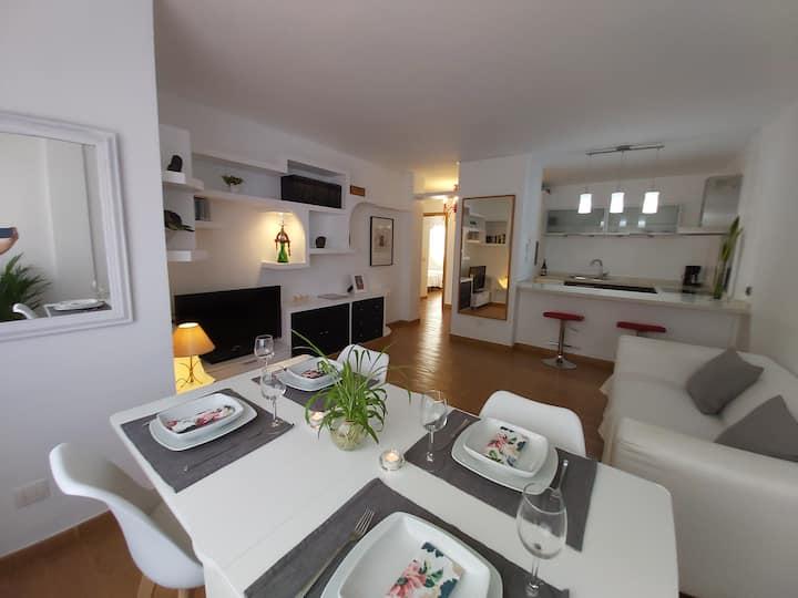 A&A El Medano apartamento LICENCIA: A-38/4851