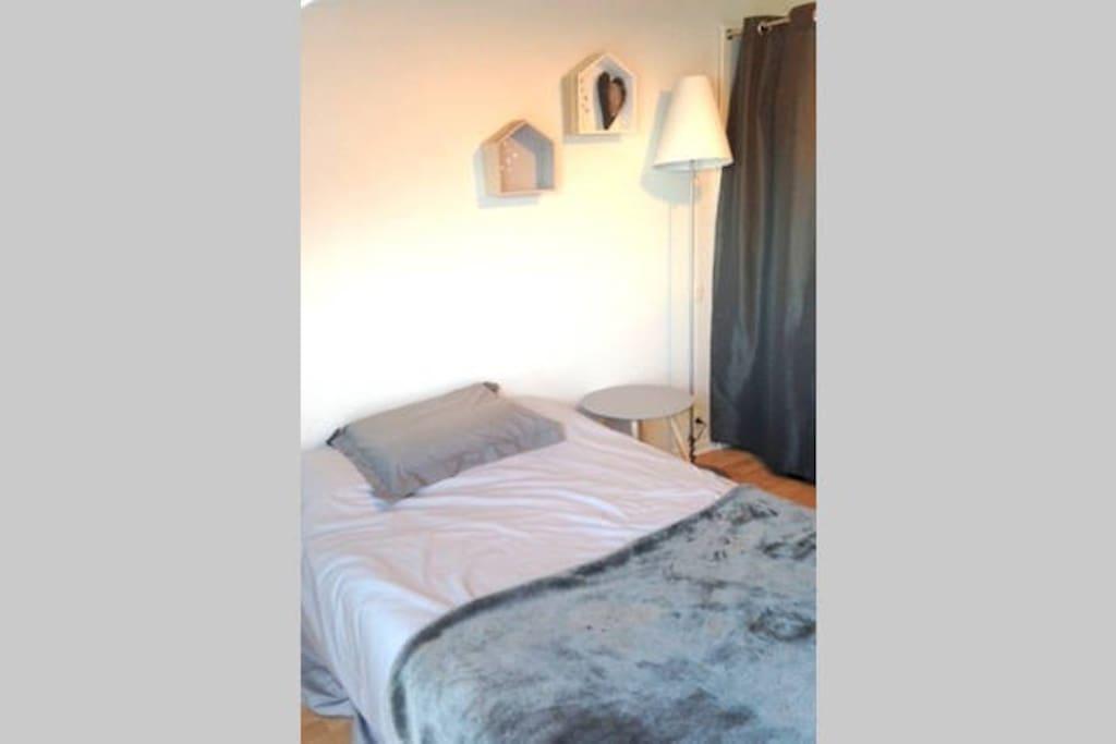Chambre 2 - Canapé lit