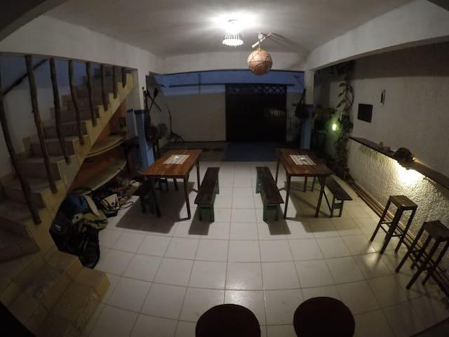 Quarto con vistas en Preá, Cruz