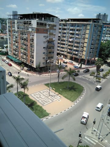 T1 Equipado Maianga Wi-Fi Estacionamento Guarda 3N