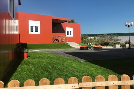 Family Surf Home - Eco Bungalows Pool Ericeira 1