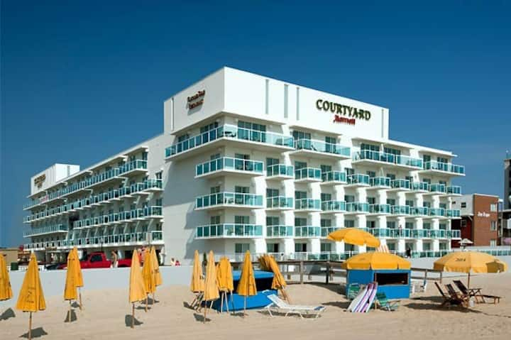⭐️$0 CLEANING FEE⭐️Boardwalk Condo - top of Marriott