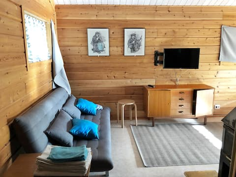 Small cabin - The Willow Grouse - Karigasniemi