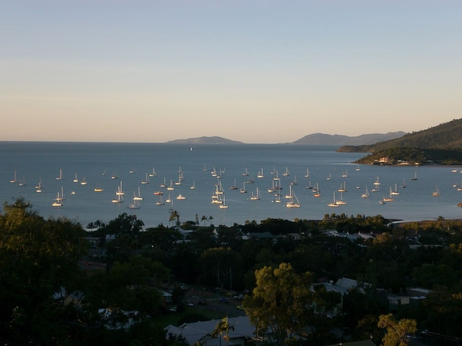 View of Airlie Beach