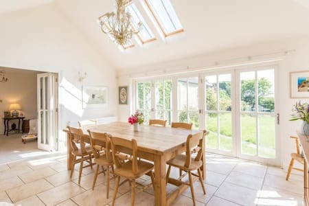 Twin room in rural cottage close to Edinburgh - East Lothian - Casa