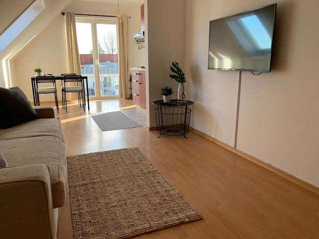 Studio 72 - Apartment am Bodensee zentrale Lage