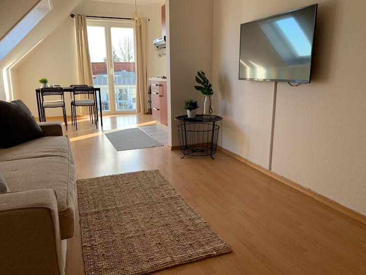 Studio 72 - Apartment am Bodensee zentrale Lage