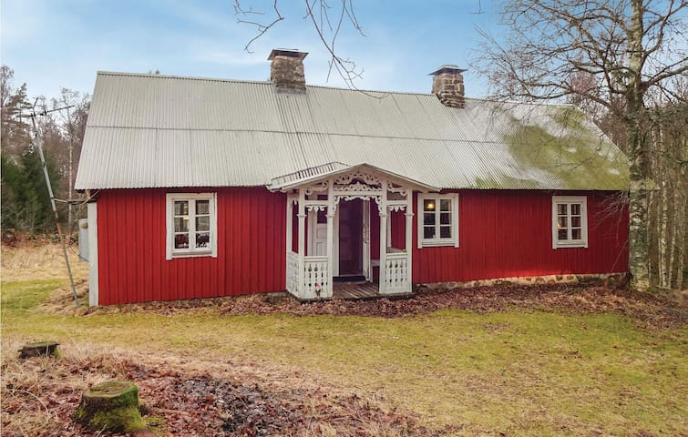 Holiday cottage with 2 bedrooms on 70m² in Vittsjö