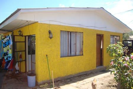 Cabaña en el centro de cobquecura - Concepción - House