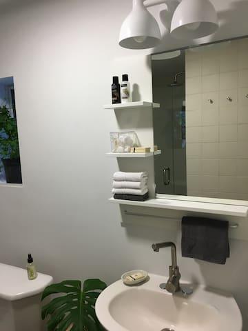 New Bathroom..