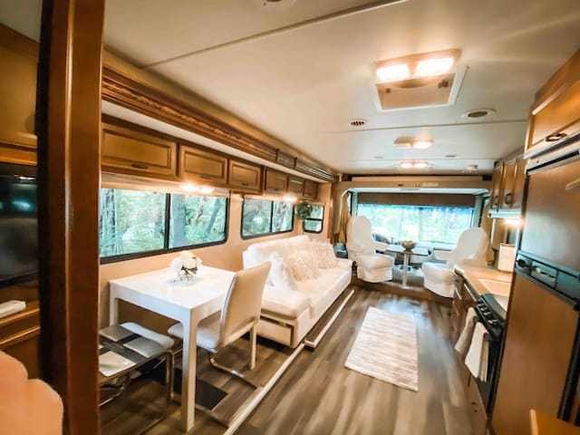 Gorgeous 2014 RV Thor Hurricane 36 feet