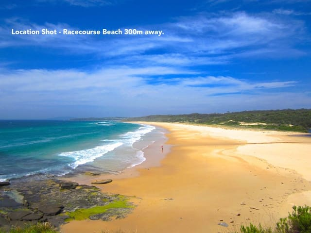 Holiday on South Pacific - Ulladulla