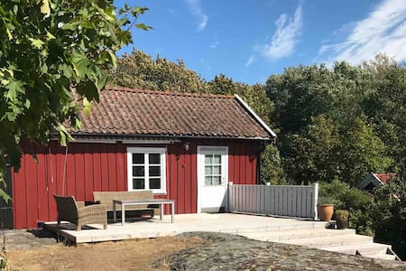 Cozy island getaway on Styrsö