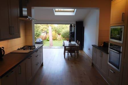 Modern, spacious 3 bedroom house