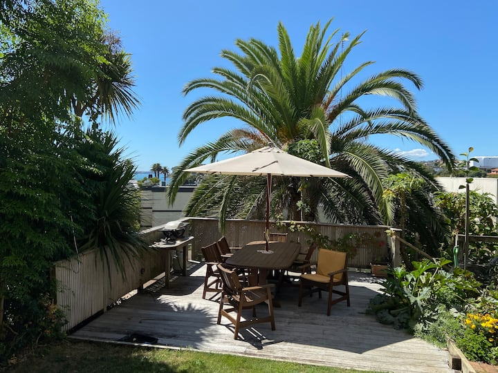 Palm Garden Apartment St Heliers